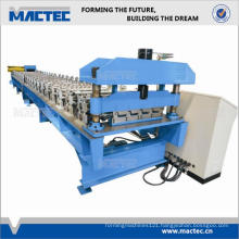 High quality fast trapezoidal profile roll forming machine
