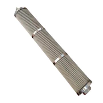 Melt filter housing stainless steel filter