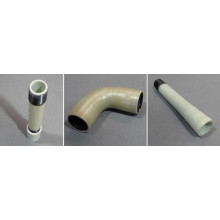 """Tubulação de alta pressão da resina Epoxy de Dn3 / 2 """"a 8"""""""