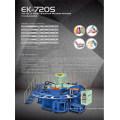 Machine de moulage Rainboots PVC bicolore