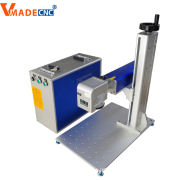 Machine d'inscription laser colorée MOPA 20W 30W 50W