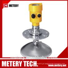Medidor de nível de radar de alta freqüência 26Ghz METERY TECH.