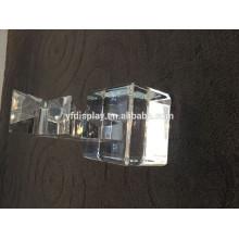 Hochtransparentes Acryl-Quadrat-Handwerk