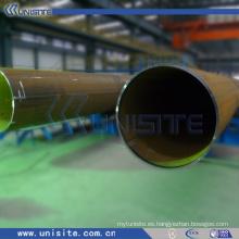 (Lsaw) tubo de acero api (con o sin bridas)