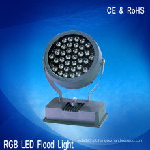 36W rgb local levou luzes de inundação dmx decoração iluminação 24V CE RoHS