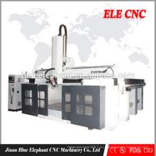 Chinaese домашние 4 оси 3D резка пенопласта машины
