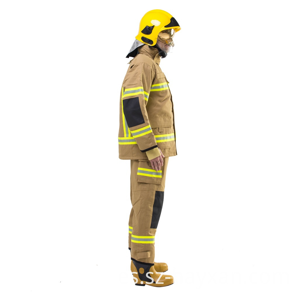 Safety Suit fire fighter uniform