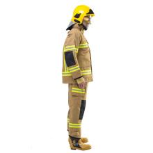 Uniforme de segurança para bombeiros