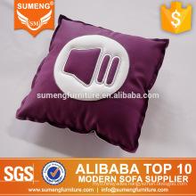 SUMENG music buttons plush panda emoji pillow CM004