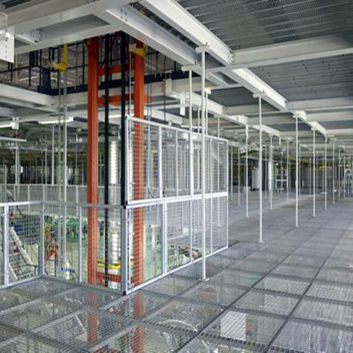 Steel Grating Partition Panels