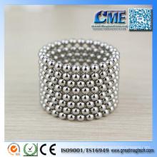 Hoch angetriebene Magnet Kleine Neodym Magnete Neodym Magnet Bälle