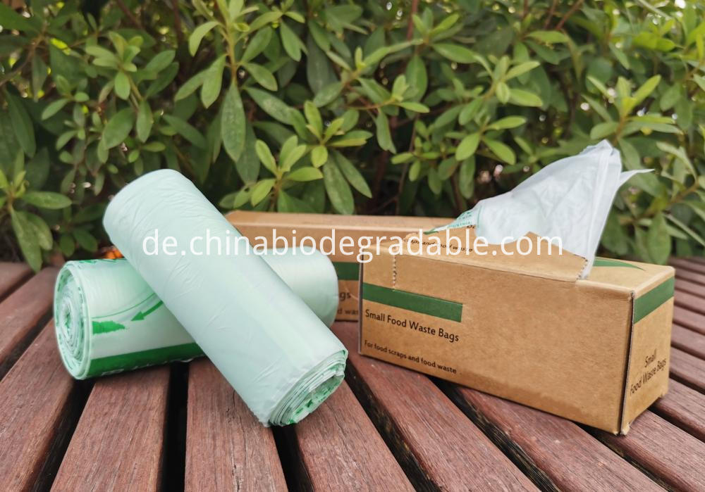 Compostable Garden Leaf Collection Bags For Green Bin