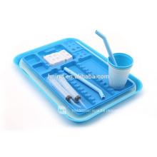 2015 Top Sale! Economic Disposable Plastic Dental Instrument Trays