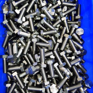 Titanium alloy fasteners parts