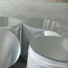 Cercle en aluminium 3003 de feuille de dessin profond pour des batteries de cuisine