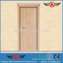 JK-TP9007 горячие двери и двери из ПВХ / ПВХ