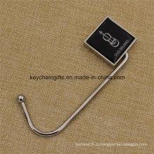 Оптовые дешевые изготовленный на заказ металлический держатель мешок для дамы