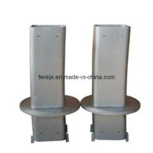 Chaqueta de agua para cristalizador / molde / molde