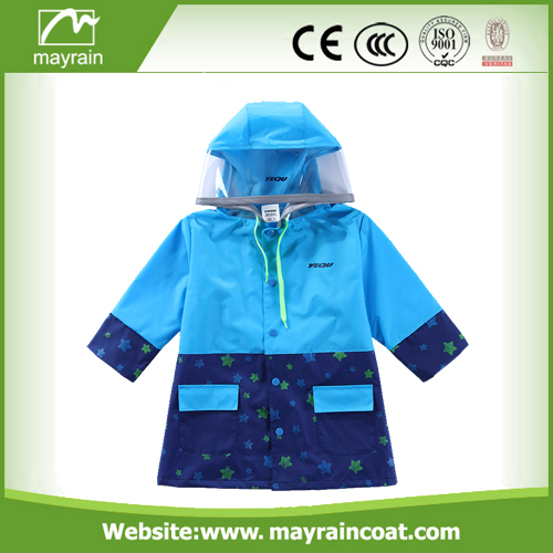 Colorful Rain suit for Children