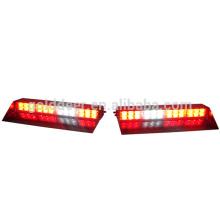 12V Waterproof Led Visor Lights Emergency Vehicles Strobe Llight