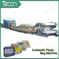 Équipement de fabrication de sacs en papier à ciment automatique complet