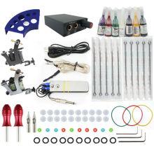 TK108005-1 Kit de tatouage 2 Gun 10 Wrap Coil
