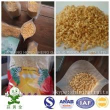 Granules d'ail frits de haute qualité pour le marché philippin