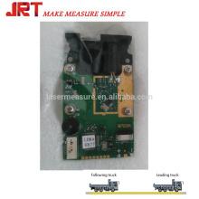Monitorando o módulo do rangefinder do laser de 100m dos caminhões