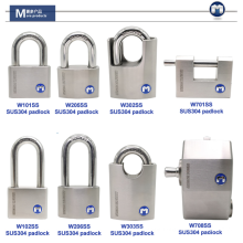 "MOK@33/50 WF shackle diameter 10mm,11mm (25/64"" inch) barrel lock master key"