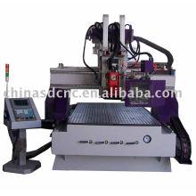 CNC Маршрутизатор машина с автоматической системой смены/8pieces/ЛНК инструмент