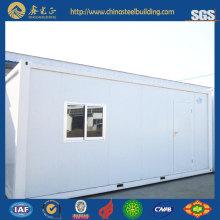 Контейнерный дом для трудового лагеря с кухней / туалетом / омовением (ECB-16090)