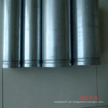 Fabrik Preis Heiß getaucht Galvanisiert Stahl Rohr