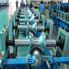 Galvanized steel ridge cap gentile roll forming machine