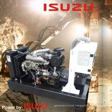 Kanpor Kpi33 Isuzu 24kw 30kVA Electric Power Diesel Silent Generator