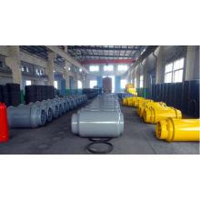 DOT-3AA Nahtloser Stahl Gasflasche (WMA-219-44-150)