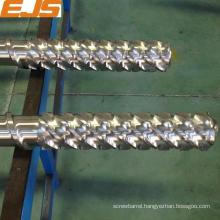PP PE PVC plastic extruder barrel screw