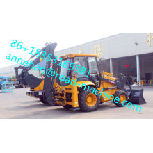XCMG Brand Mni Backhoe Loader XT860