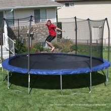 A melhor cama de trampolim para crianças e adultos