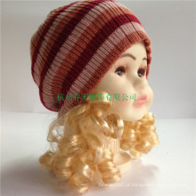 Esportes malha Benies Hat Custom Kids Inverno chapéus e bonés