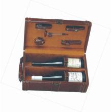 Caixa de madeira do presente feito sob encomenda para o pacote / jóia / vinho / chá (W06)