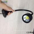 IP65 Machine LED Flexible Gooseneck Light with Magnetic Base