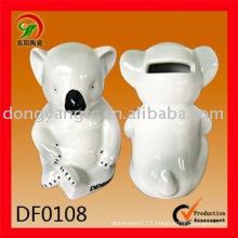 Factory direct wholesale ceramic piggy bank