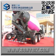 Hino Concrete Mixer Truck 9 M3 Mixer Truck