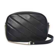 Fashion Sheep Leather Quilting 2019 Women Crossbody Handbag
