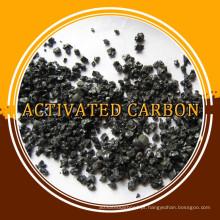 8 * 30 mesh granular coco shell preço do carvão ativado