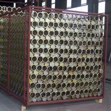 Durable Mild Steel Round Type Filter Cages