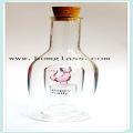 Garrafa de vinho de vidro / Licor Glas Garrafa / Spirits Garrafa / Rodízios / Boticário Jar