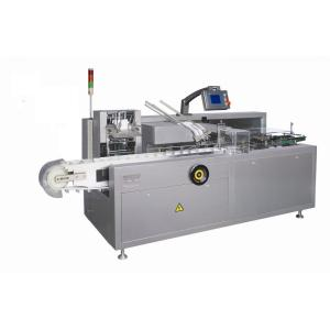 Automatic horizontal syringe cartoning machine