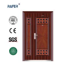 Africa Cheap Mother Son Steel Door (RA-S170)