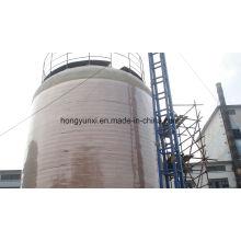 Máquina de Enrolamento Vertical para Tanque ou Vaso de FRP ou GRP